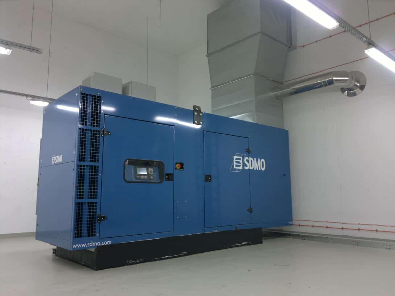motorgenerator SDMO