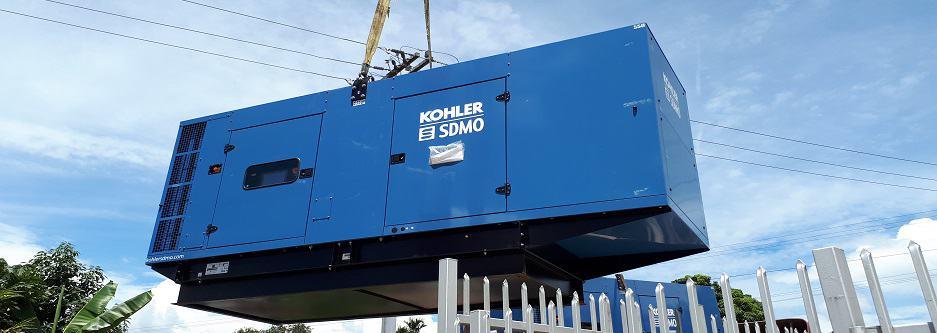KOHLER SDMO motorgenerátor