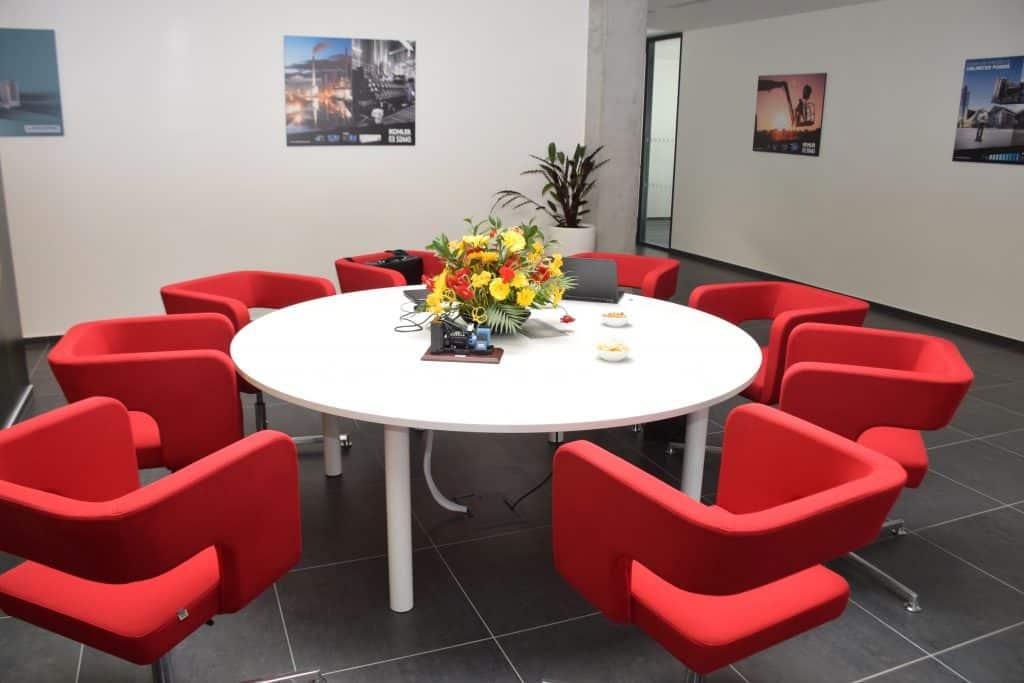 Nové prostory společnosti POWERBRIDGE