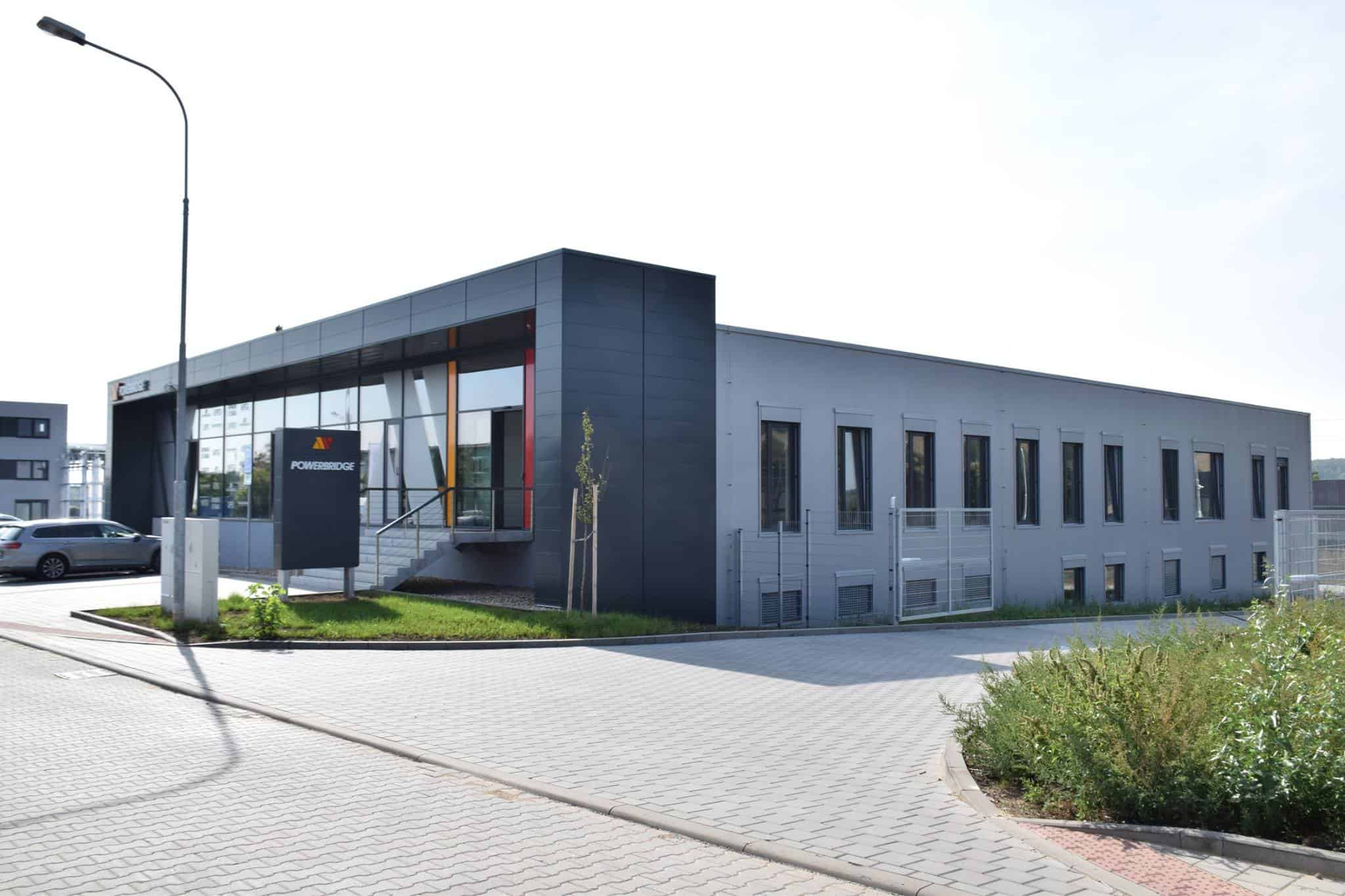 budova POWERBRIDGE spol. s r.o. Brno (venkov) - Popůvky
