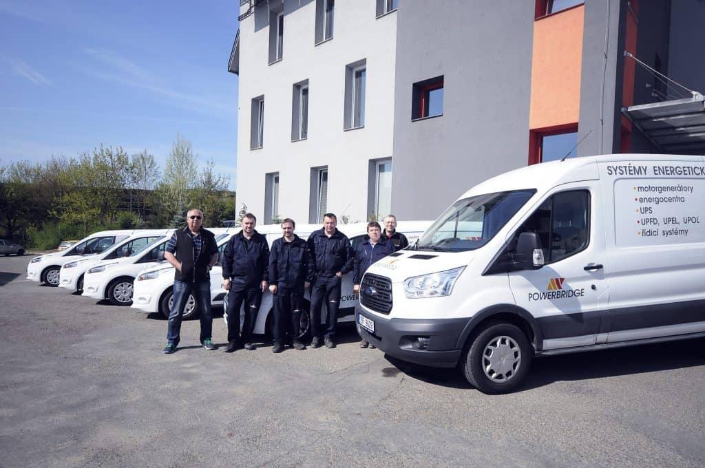 Dodavatel záložních zdrojů energie Brno