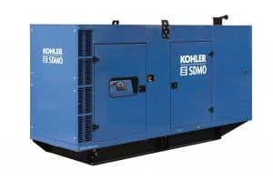 Motorgenerátor M228 - záložní zdroj