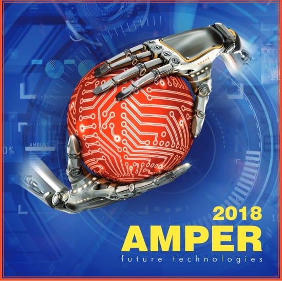 Účast firmy POWERBRIDGE na veletrhu Ampér 2018.