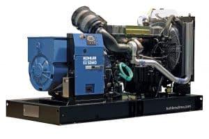 Motorgenerator KOHLER SDMO - ATLANTIC
