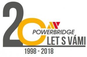 20 let firmy POWERBRIDGE, která dodává kvalitní záložní zdroje energie