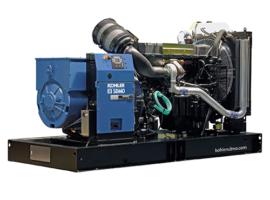 Záložní zdroje - Motorgenerátory KOHLED SDMO