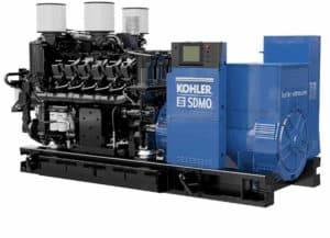 Motorgenerátor KD Series