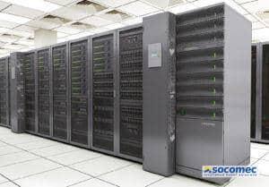 Záložní zdroje UPS SOCOMEC
